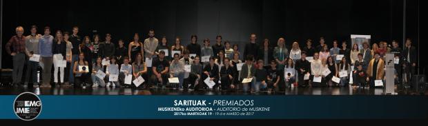 """Euskadiko  """"Musikari  Gazteen""""  Lehiaketako  gure  irabazleak!"""